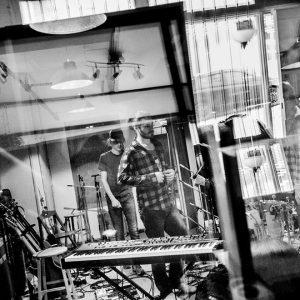 Raton Lover en studio