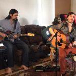 Le groupe Raton Lover en prestation à Radio-Canada