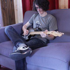 Raton Lover en studio - Éric Blanchard
