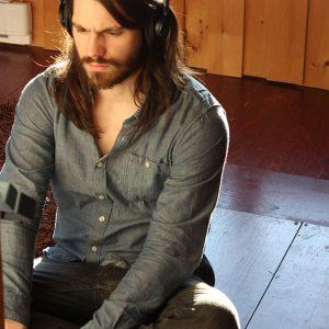 Raton Lover en studio - Simon Lachance